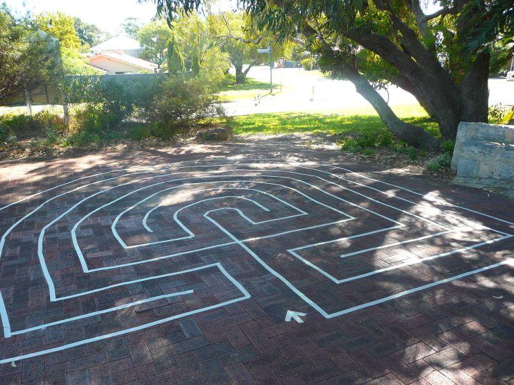 labyrinth 2013